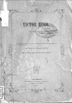 Album Victor Hugo